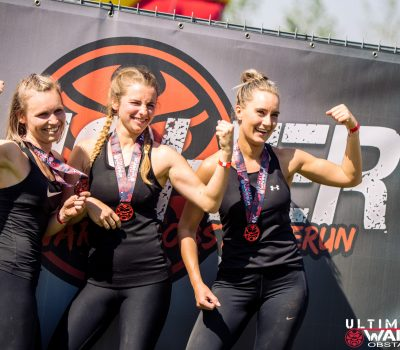 Ultimate Warrior Obstacle Run 2019